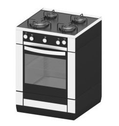range/oven